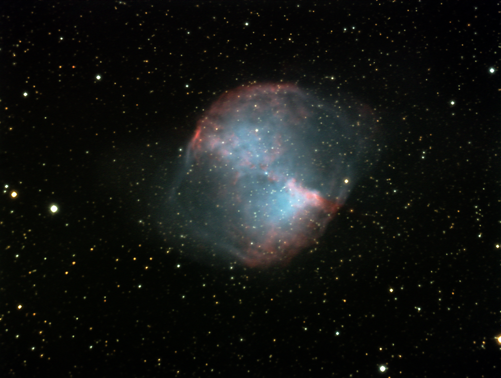M27 Dumbbell Nebula Vulpecula PN (page 4) - Pics about space